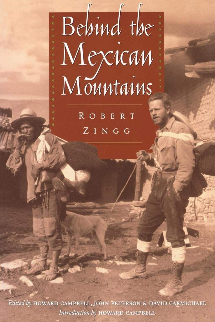 Behind the Mexican Mountains by Robert Zingg