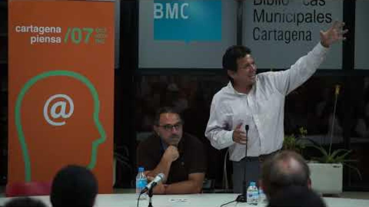 Cartagena Piensa 7x01 - Acuerdo de vida en wirikuta