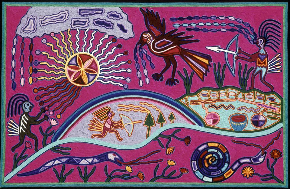 Untitled - Tutukila Carrillo Sandoval 1974