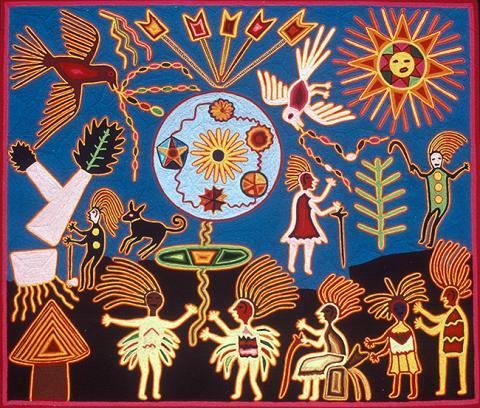 Before the Flood - Tutukila Carrillo Sandoval 1973