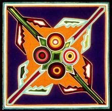 The Four Aspects of the Spirit, 1974 ~ José Benítez Sánchez
