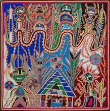 Untitled ~ Xitaima - Lucía Lemus de la Cruz 1991